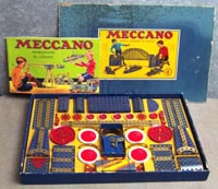 1938 US Meccano No. 4 outfit